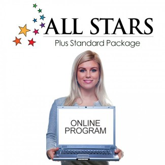 All Stars Plus Student Materials - Online Standard Package