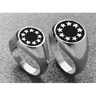 All Stars Commitment Rings - Unisex