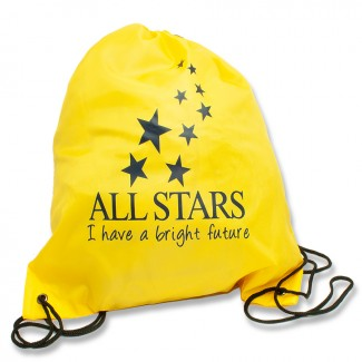 Back Pack with All Stars Logo