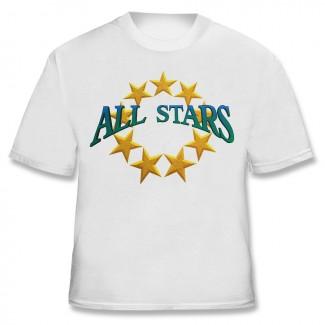 All Stars Classic Tee Shirt - White