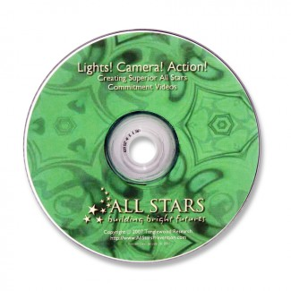 Lights! Camera! Action! DVD